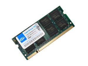 Team 2GB 200-Pin DDR2 SO-DIMM DDR2 667 (PC2 5300) Laptop Memory Model TSDD2048M667C5-E