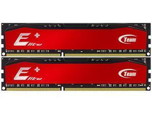 Team Elite 8GB (2 x 4GB) 240-Pin DDR3 SDRAM DDR3 1333 (PC3 10600) Desktop Memory Model TED38192M1333HC9DC