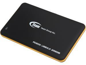 "Team Group PD200 256GB 1.8"" USB 3.0 Portable Solid State Drive"