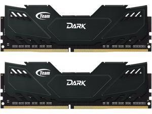 Team Dark 16GB (2 x 8GB) 288-Pin DDR4 SDRAM DDR4 3000 (PC4 24000) Desktop Memory Model TDKED416G3000HC16ADC01
