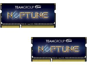 Team Neptune 8GB (2 x 4GB) 204-Pin DDR3 SO-DIMM DDR3L 1600 (PC3L 12800) Laptop Memory Model TND3L8G1600HC9DC-S01