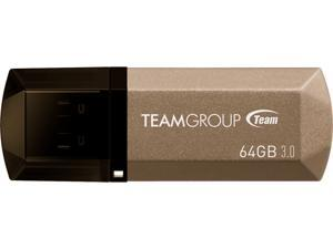 Team Group 64GB C155 USB 3.0 Flash Drive (TC155364GD01)
