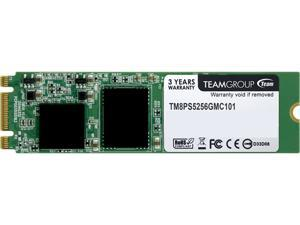 Team Group M.2 256GB SATA III Internal Solid State Drive (SSD) TM8PS5256GMC101