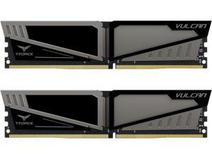 Team Vulcan 16GB (2 x 8GB) 288-Pin DDR4 SDRAM DDR4 3000 (PC4 24000) Desktop Memory Model TLGD416G3000HC16CDC01