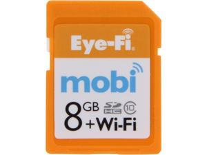 Eye-fi Mobi 8GB Wireless SDHC Card