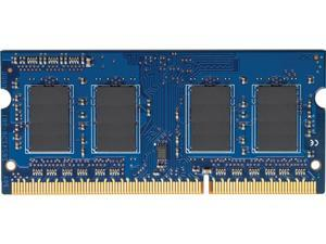 HP 4GB 204-Pin DDR3 SO-DIMM DDR3 1600 (PC3 12800) Unbuffered System Specific Memory Model B4U39AT