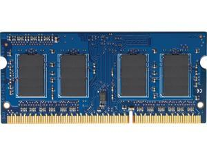 HP 8GB 204-Pin DDR3 SO-DIMM DDR3 1600 (PC3 12800) Unbuffered System Specific Memory Model B4U40AT