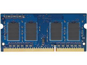 HP 4GB 204-Pin DDR3 SO-DIMM DDR3L 1600 (PC3L 12800) Unbuffered Laptop Memory Model H6Y75AA#ABA