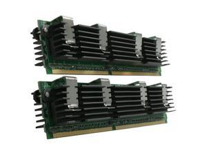 iRam 4GB (2 x 2GB) DDR2 667 (PC2 5300) ECC Fully Buffered Dual Channel Kit Memory For Apple Mac Pro