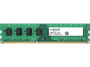 Micron 2GB 240-Pin DDR3 SDRAM DDR3 1333 (PC3 10600) Memory Model CT25664BA1339A