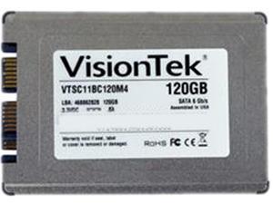 "VisionTek Go Drive 1.8"" 120GB SATA III MLC Internal Solid State Drive (SSD) 900755"