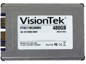"VisionTek Go Drive 1.8"" 480GB SATA III MLC Internal Solid State Drive (SSD) 900757"
