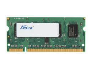 ASint 1GB 200-Pin DDR2 SO-DIMM DDR2 800 (PC2 6400) Laptop Memory