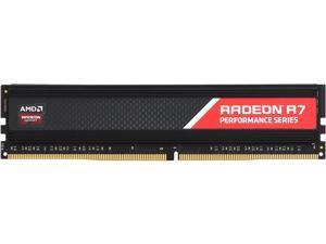 AMD R7 Performance 8GB 288-Pin DDR4 SDRAM DDR4 2400 (PC4 19200) Desktop Memory Model R748G2400U2S
