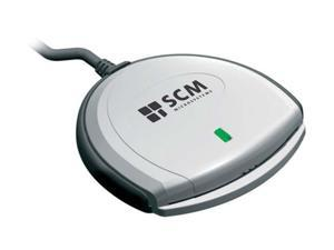 SCM SCR3310 1 card USB 2.0 USB Smart Card Reader