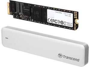 Transcend JetDrive 500 240GB USB 3.0 / SATA 6Gb/s MLC Internal / External Solid State Drive (SSD) TS240GJDM500