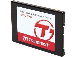 """Transcend 2.5"""" 64GB SATA III MLC Internal Solid State Drive (SSD) TS64GSSD370"""