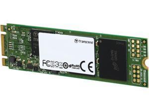 Transcend MTS800 M.2 64GB SATA III MLC Internal Solid State Drive (SSD) TS64GMTS800