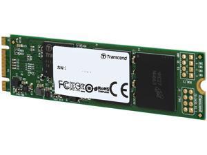Transcend MTS800 M.2 256GB SATA III MLC Internal Solid State Drive (SSD) TS256GMTS800