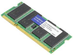 AddOn - Memory Upgrades 2GB Panasonic Comp DDR2 200PIN SODIMM
