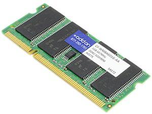 AddOn - Memory Upgrades 1GB 200-Pin DDR SO-DIMM DDR2 667 (PC2 5300) Laptop Memory Model CF-WMBA601G-AA