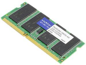 AddOn - Memory Upgrades 2GB 200-Pin DDR SO-DIMM DDR3 1333 (PC3 10600) Laptop Memory Model PA3918U-1M2G-AA