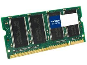 AddOn - Memory Upgrades 4GB 200-Pin DDR SO-DIMM DDR3 1333 (PC3 10600) Laptop Memory Model PA3918U-1M4G-AA