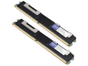 AddOn - Memory Upgrades 8GB (2 x 4GB) 240-Pin DDR2 SDRAM ECC Registered DDR2 667 (PC2 5300) Server Memory Model A2018596-AM