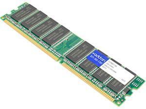 AddOn - Memory Upgrades 1GB 184-Pin DDR SDRAM DDR 333 (PC 2700) Memory for Lenovo Desktops Model 31P8857-AA