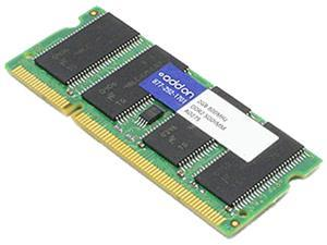 AddOn - Memory Upgrades 2GB 200-Pin DDR SO-DIMM DDR2 800 (PC2 6400) Laptop Memory Model A1837308-AAK