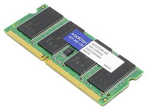 AddOn - Memory Upgrades 4GB 204-Pin DDR3 SO-DIMM DDR3 1600 (PC3 12800) Unbuffered Dual Rank Memory Model A5327546-AAK