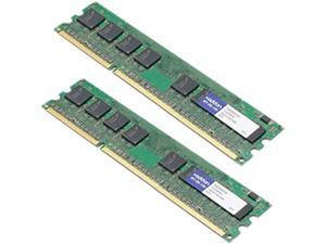 AddOn - Memory Upgrades 4GB (2 x 2GB) 240-Pin DDR2 SDRAM DDR2 800 (PC2 6400) Memory Model DDR2800KIT/4G