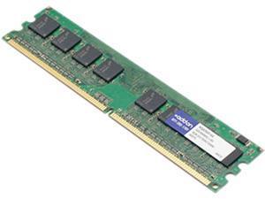 AddOn - Memory Upgrades 2GB (2 x 1GB) 240-Pin DDR2 SDRAM DDR2 800 (PC2 6400) Desktop Memory Model NQ604AT-AA