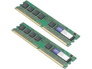 AddOn - Memory Upgrades 2GB (2 x 1GB) 240-Pin DDR2 SDRAM DDR2 800 (PC2 6400) Unbuffered System Specific Memory Model A1523761-AA