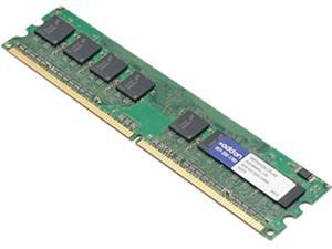 AddOn - Memory Upgrades 2GB 240-Pin DDR2 SDRAM DDR2 800 (PC2 6400) Unbuffered Dual Rank Memory Model SNPYG410C/2G-AA