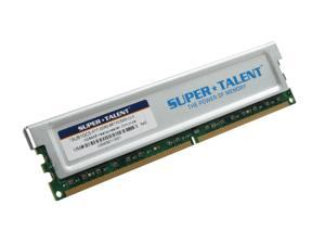SUPER TALENT 1GB 240-Pin DDR2 SDRAM DDR2 667 (PC2 5300) Desktop Memory Model T6UB1GC5