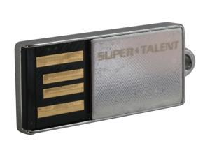 SUPER TALENT Pico_C 2GB Flash Drive (USB2.0 Portable) Model STU2GPCS