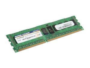 SUPER TALENT 2GB 240-Pin DDR3 SDRAM ECC Registered DDR3 1333 (PC3 10600) Server Memory Model W13RB2G8H