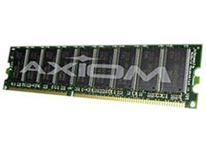 Axiom 1GB 184-Pin DDR SDRAM DDR 400 (PC 3200) Unbuffered System Specific Memory Model AXR400N3Q/1G