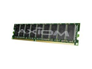 Axiom 1GB 184-Pin DDR SDRAM DDR 333 (PC 2700) Unbuffered System Specific Memory Model M8834G/A-AX