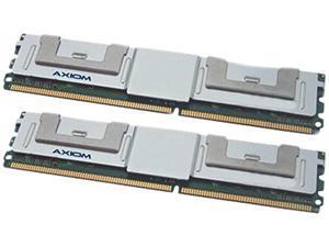Axiom 4GB (2 x 2GB) DDR2 667 (PC2 5300) ECC Fully Buffered System Specific Memory Model MA508G/A-AX