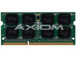 Axiom 4GB 204-Pin DDR3 SO-DIMM DDR3 1333 (PC3 10600) Unbuffered System Specific Memory Model PA3918U-1M4G-AX