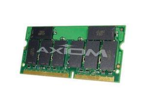 Axiom 512MB 144-Pin SO-DIMM PC 133 Laptop Memory Model AX13910201/1