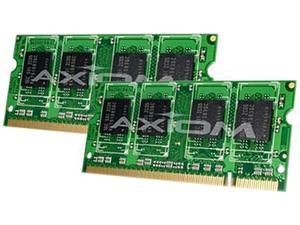 Axiom 4 GB : 2 x 2 GB DDR2 SDRAM Memory Module