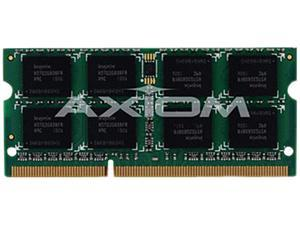 Axiom 8GB 204-Pin DDR3 SO-DIMM DDR3 1600 (PC3 12800) Laptop Memory Model AX27693240/1