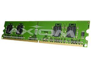 Axiom 2GB (2 x 1GB) 240-Pin DDR2 SDRAM DDR2 800 (PC2 6400) Memory Model AX17191384/2