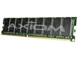 Axiom 1GB 184-Pin DDR SDRAM DDR 400 (PC 3200) Desktop Memory Model A0288606-AX