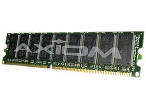 Axiom 1GB 184-Pin DDR SDRAM DDR 400 (PC 3200) Desktop Memory Model DE468G-AX