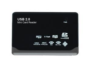 Gear Head CR4200 USB 2.0 supports Memory stick/ M2/ miniSD Card/ SD/ SDHC/ MMC/ microSD/ TransFlash/ CF Card All-in-One Flash ...