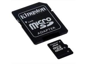 Kingston 4GB microSDHC Flash Card Model SDC4/4GB